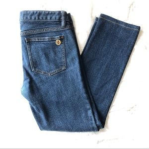 Tory Burch | Super Skinny Dark Wash Jeans 26/2